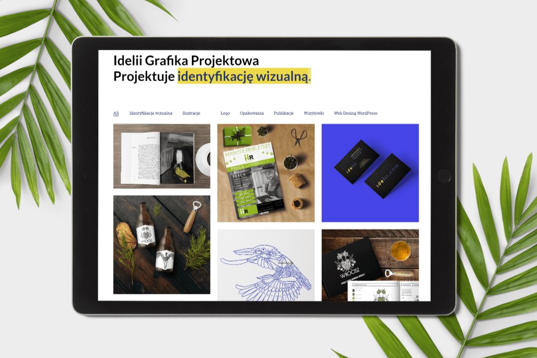 Idelii Grafika Projektowa
